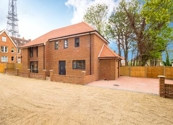 Thumbnail 4 bed detached house for sale in Beulah Hill, London