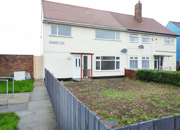 Thumbnail 4 bed end terrace house to rent in Beckington Close, Hull