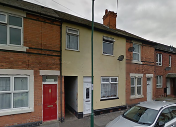 Thumbnail 3 bed terraced house to rent in Kingsley Road, Sneinton