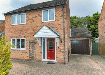 Thumbnail 3 bed detached house for sale in Shorham Rise, Two Mile Ash, Milton Keynes