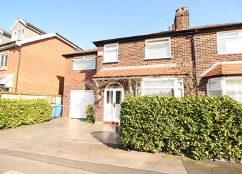 Thumbnail 4 bed semi-detached house for sale in Dawson Road, Broadheath, Altrincham