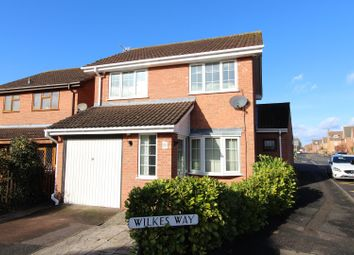 Thumbnail 3 bed detached house for sale in Wilkes Way, Bidford On Avon