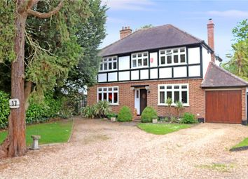 Thumbnail 3 bed detached house for sale in Moss Lane, Pinner
