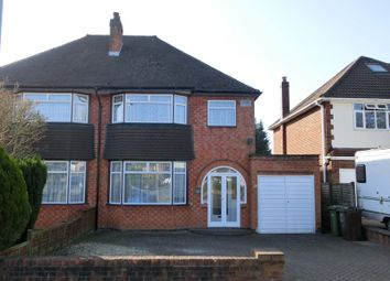 Thumbnail 3 bed semi-detached house for sale in Portia Avenue, Shirley, Solihull