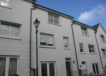 Thumbnail 4 bed terraced house for sale in Kensington Gardens, Haverfordwest, Pembrokeshire