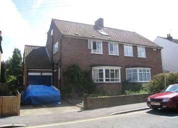 Thumbnail 4 bed property to rent in Crescent Road, Bromley