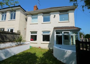 Thumbnail 3 bedroom detached house for sale in Lower Parkstone, Poole, Dorset