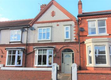 3 bed terraced house for sale in Beechley Road, Wrexham LL13
