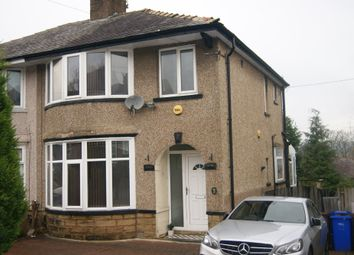 Thumbnail 3 bed semi-detached house for sale in Queensgate, Nelson, Lancashire