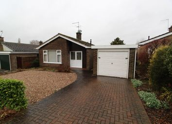 Thumbnail 2 bed bungalow to rent in Stamford Drive, Coalville