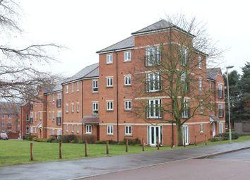 Thumbnail 2 bed flat for sale in Kirkpatrick Drive, Wordsley, Stourbridge