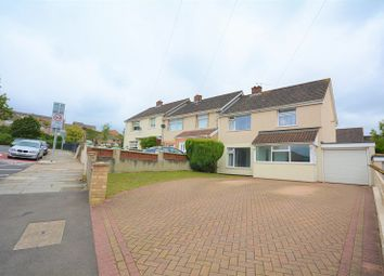 Thumbnail 3 bed semi-detached house for sale in Trowbridge Road, Rumney, Cardiff.