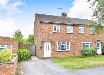 Thumbnail 2 bed semi-detached house for sale in St. Georges Road, Bletchley, Milton Keynes, Buckinghamshire