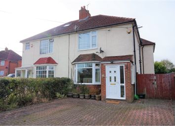 Thumbnail 4 bedroom semi-detached house for sale in Swaythling Road, West End