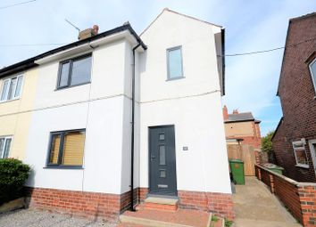 Thumbnail 2 bed semi-detached house for sale in 18 Rhyl Street, Pontefract