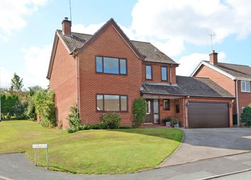 Thumbnail 4 bed detached house for sale in Tudor Hollow, Fulford