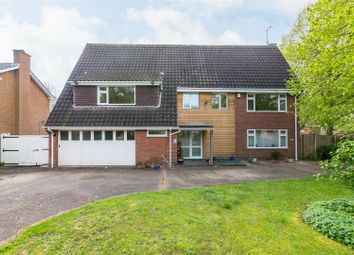 5 bed detached house for sale in Groveside Crescent, Clifton Village, Nottingham NG11