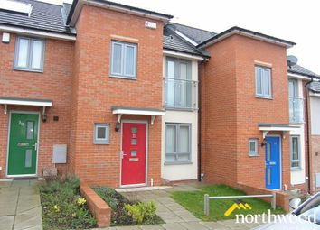 Thumbnail 3 bed terraced house to rent in Lydney Court, Throckley