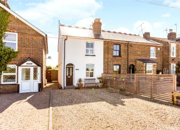 Thumbnail 2 bed end terrace house for sale in Copeland Cottages, Marsh Lane, Taplow, Maidenhead