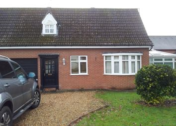 Thumbnail 3 bed semi-detached house to rent in Furlong Way, Shrewton, Salisbury