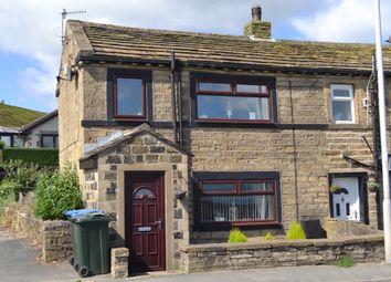 Thumbnail 2 bedroom end terrace house for sale in Sunny Dale, Denholme, Bradford