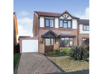Thumbnail 3 bed detached house for sale in Harlech Road, Llandudno