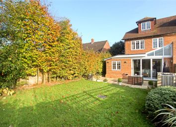 Thumbnail 4 bed semi-detached house for sale in Bowling Green, Compton, Guildford, Surrey