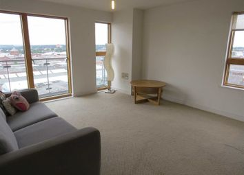 Thumbnail 2 bed flat to rent in Britton House, Lord Street, Manchester