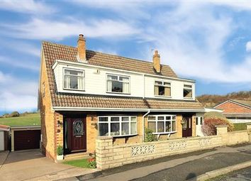 Thumbnail 3 bed semi-detached house for sale in Chestnut Road, Swallownest, Sheffield
