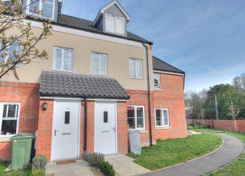 Thumbnail 3 bed town house for sale in Hobart Lane, Aylsham