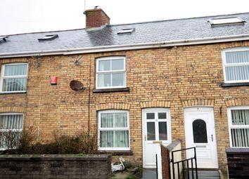 Thumbnail 2 bedroom terraced house for sale in Station Road, Tywyn