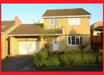 Thumbnail 4 bed detached house to rent in Collingwood Drive, Beaumont Park, Hexham, Northumberland.