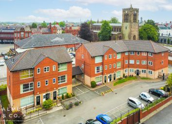 Thumbnail 2 bed flat for sale in Walmesley Court, Leigh, Greater Manchester
