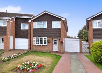Thumbnail 3 bed detached house for sale in Beech Drive, Shifnal, Shropshire