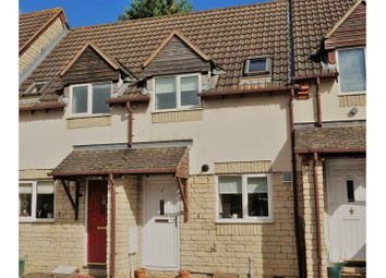 Thumbnail 1 bed terraced house for sale in Little Acorns, Bishops Cleeve, Cheltenham