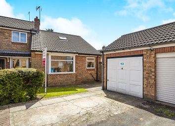Thumbnail 2 bed semi-detached bungalow for sale in Coultas Court, Albert Avenue, Hull