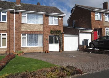 Thumbnail 3 bed semi-detached house for sale in Priorsfield Road, Kenilworth