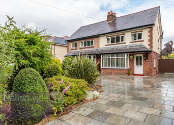 Thumbnail 3 bed semi-detached house for sale in Wigan Road, Euxton, Chorley