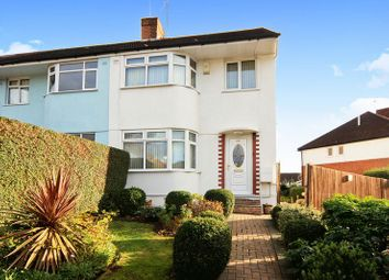 Thumbnail 4 bed end terrace house for sale in Rugby Avenue, Greenford