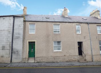Thumbnail 3 bed terraced house for sale in High Street, Coldstream, Berwickshire