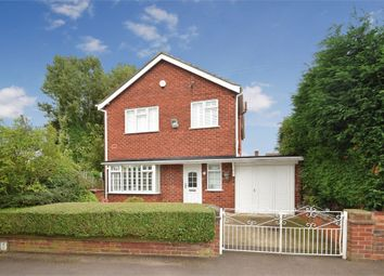 Thumbnail 3 bed detached house for sale in Engine Lane, Wednesbury, West Midlands