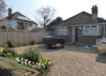 Thumbnail 2 bed detached bungalow to rent in The Crescent, Earley, Reading