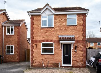 Thumbnail 3 bed terraced house to rent in 94 Coach Way, Willington, Derby