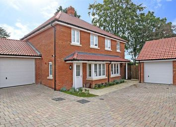 Thumbnail 3 bed semi-detached house for sale in Silent Garden, Liphook, Hampshire