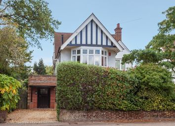 Thumbnail 6 bed detached house for sale in Eaton Road, Norwich