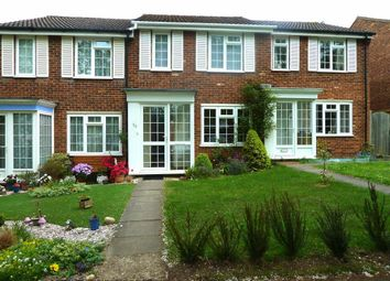 Thumbnail 3 bed terraced house to rent in Aquila Close, Leatherhead
