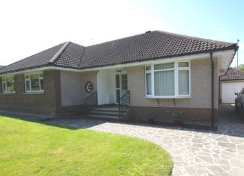 Thumbnail 4 bedroom detached bungalow for sale in Crossdykes, Kirkintilloch