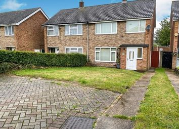 3 bed semi-detached house for sale in Gelding Close, Luton, Bedfordshire LU4