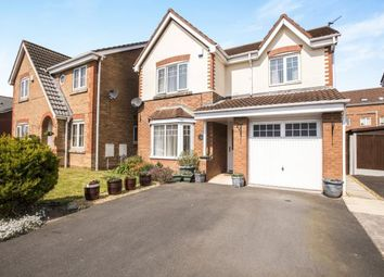 Thumbnail 4 bed detached house for sale in Tennyson Drive, Blackpool, Lancashire, .