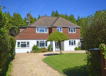 Thumbnail 4 bed detached house for sale in Highfield Crescent, Hindhead